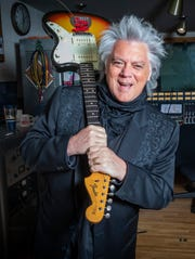 Marty Stuart is photographed at RCA Studio B Friday, Aug. 9, 2019.
