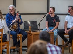 Country Mile episode 2: 'Lovin' on the people' — Ricky Skaggs & High Valley