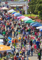 OCT. 5 ANNUAL MAIN STREET FESTIVAL: 10 a.m.-5 p.m., Gallatin Historic Downtown Square. Arts, crafts, vendors and local entertainment. Free