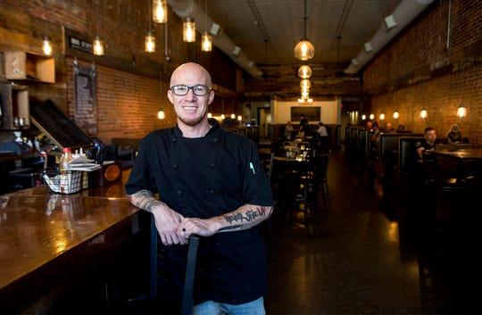 Barrel & Boar head chef Jeremy North