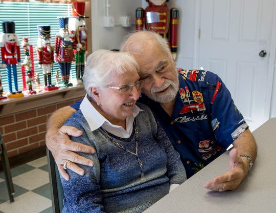 Annette Callahan and Bob Harvey dated in high school but went their separate ways. After more than 60 years apart, they reconnected and will be married in October