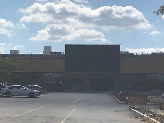 There is construction work going on now at the site of the soon-to-come Lidl supermarket on New Bridge Road in Bergenfield.