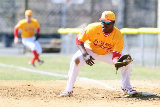 Bergen Catholic junior Tywone Malone hopes to play baseball and football in college.