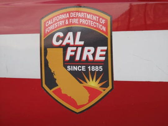The incident was reported Thursday afternoon north of Palm Springs.