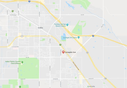A body was found Tuesday, Sept. 24, 2019, in a home on the 84-000 block of Corregidor Avenue in Indio, deputies said.