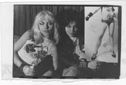 Debbie Harry (with Joan Jett) says the punk scene was more welcoming to women than the music scene in general.