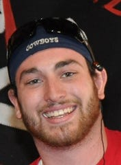 A funeral service has been scheduled for Friday for Michael Hanna, 31, who died in a two-car crash early Sunday morning in Penfield.