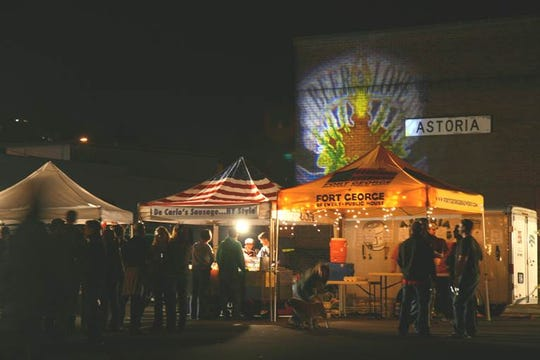 The Pacific Northwest Brew Cup, a fundraiser for the Astoria Downtown Historic District Association, offers three days of live music to accompany tastings of small batch beers and ciders.