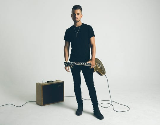Chase Bryant will perform at 8:30 p.m. Oct. 3 at the 2019 Red River Revel Arts Festival in Shreveport.