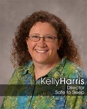 Kelly Harris is director of Safe to Sleep