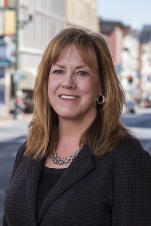 Staunton Commissioner of Revenue Maggie Ragon