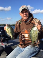If you find the right lake, fall panfish action can be quite rewarding.