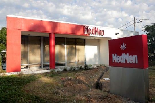 MedMen, a new dispensary located on Thomasville Road, opened for business on Tuesday, Nov. 19, 2019.