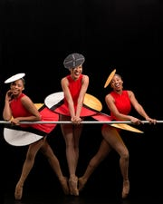 Hiplet Ballerinas hit the stage for Opening Nights on Thursday.