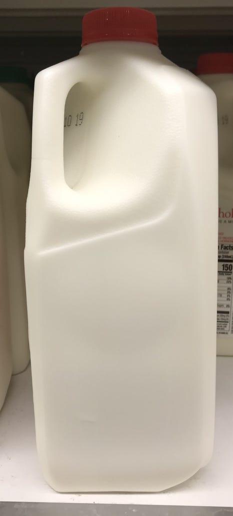 Half gallon of milk