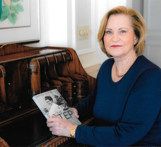 "Vero Beach resident Martha Lemasters, author of ""The Step,"" which is about the years she worked for IBM on the Apollo Program at Cape Kennedy in the late 1960s as a public relations writer."