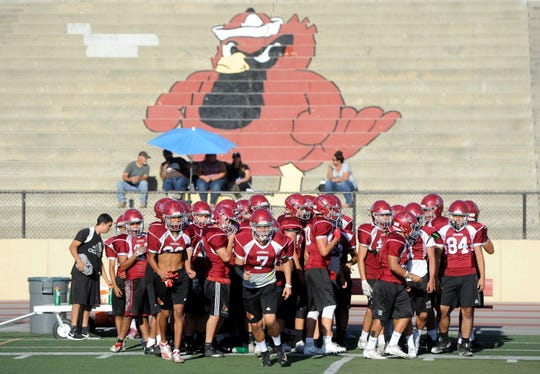 Santa Paula will face rival Fillmore on Friday night with second place in league and an automatic playoff berth on the line.