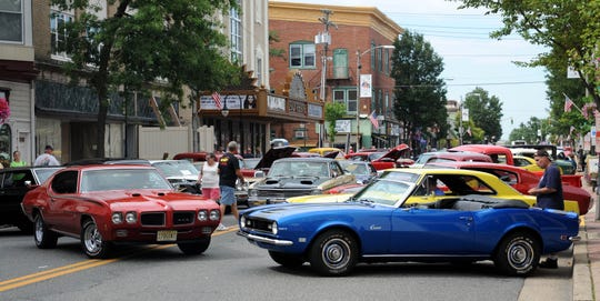 The Greater Millville Chamber of Commerce and the Cruisin' Classics Auto Club will host the annual Downtown Car Show from noon to 5 p.m. Sept. 28 along High Street between Main and Broad streets.