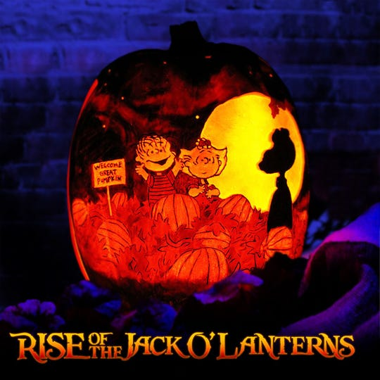 Promo image for Rise of the Jack O'Lanterns.