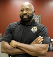 Black Police Association of Greater Dallas President Terrance Hopkins