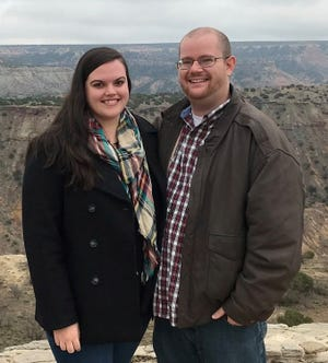 Michael Morris, ofDouglasville, Ga., was recently named the assistant pastor/director of student ministries at First Presbyterian Church in Wichita Falls. Morris, who met his wife Emily atGeorgia College and State University in Milldegeville, Ga.,graduated from GC&SU in 2014 with a bachelor of arts in history.