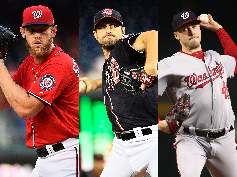 Mejores rotaciones MLB