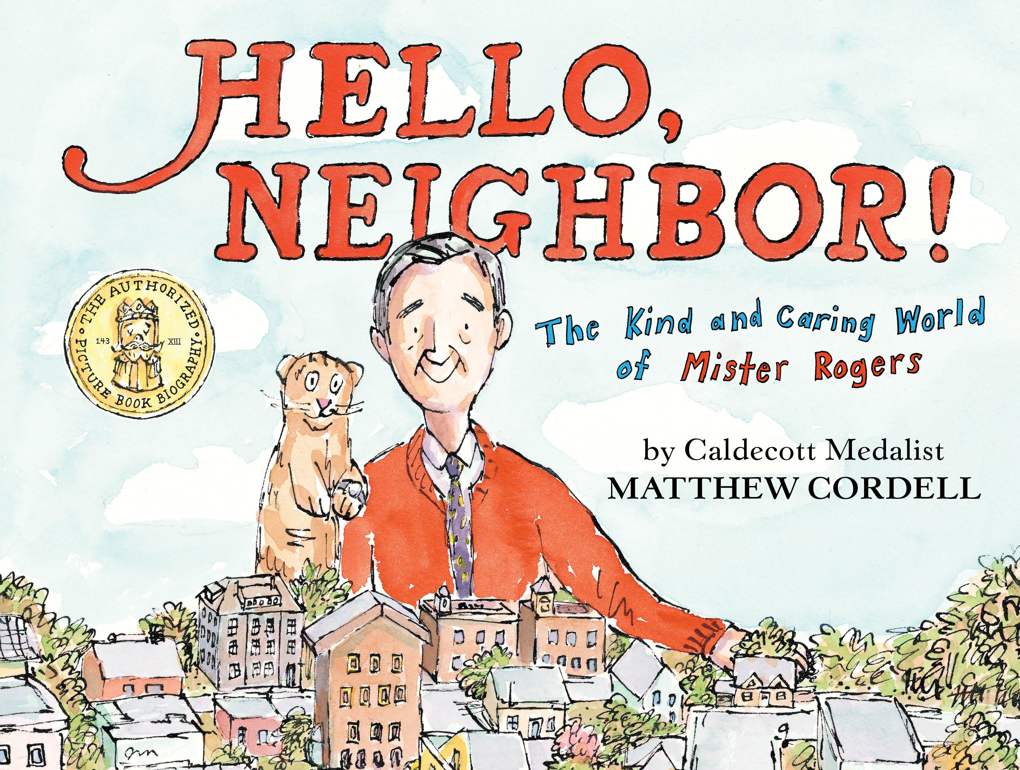 Mr Rogers Book Get An Exclusive First Look At Hello Neighbor
