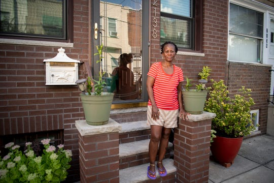 Tracey Barnes 55, lived at her South Philadelphia home with her husband Timothy, a sanitation worker. Two weeks after Timothy died in 2014, the lender, Ce-link, called to start the foreclosure process.