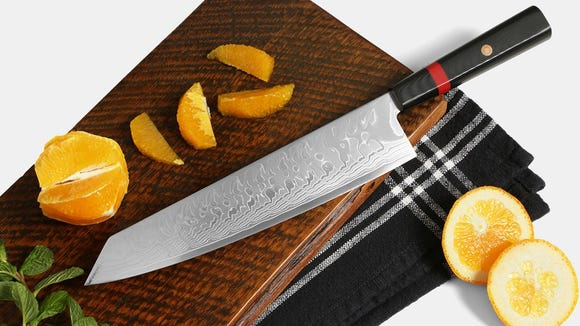 These popular kitchen knives are a great price with this exclusive promotion