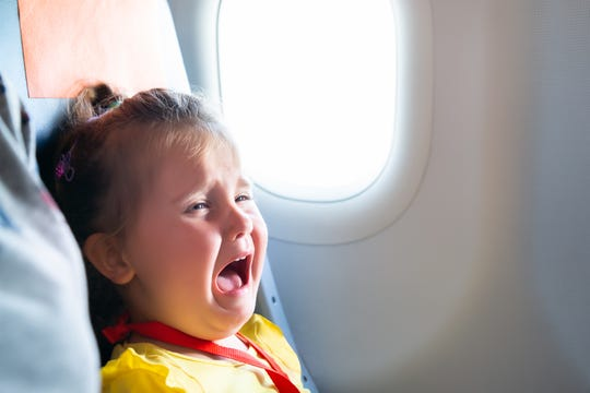 If you live in fear of being seated next to a crying child on a long-haul flight, you'll be happy to learn Japan Airlines' seat selection map shows you where the kids under 2 will be.