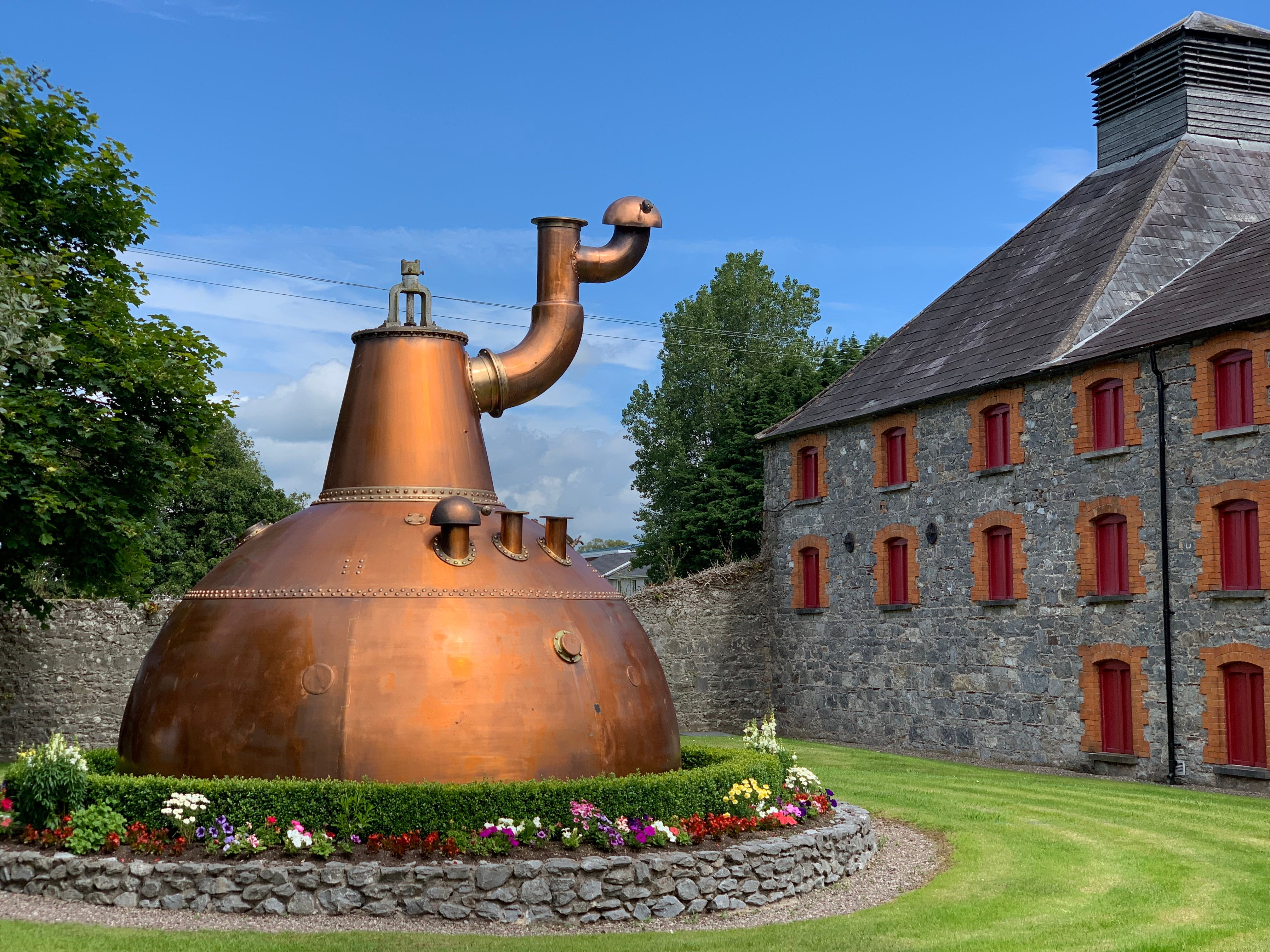 Irish whiskey is growing in popularity. Put this Irish whiskey trail on your bucket list