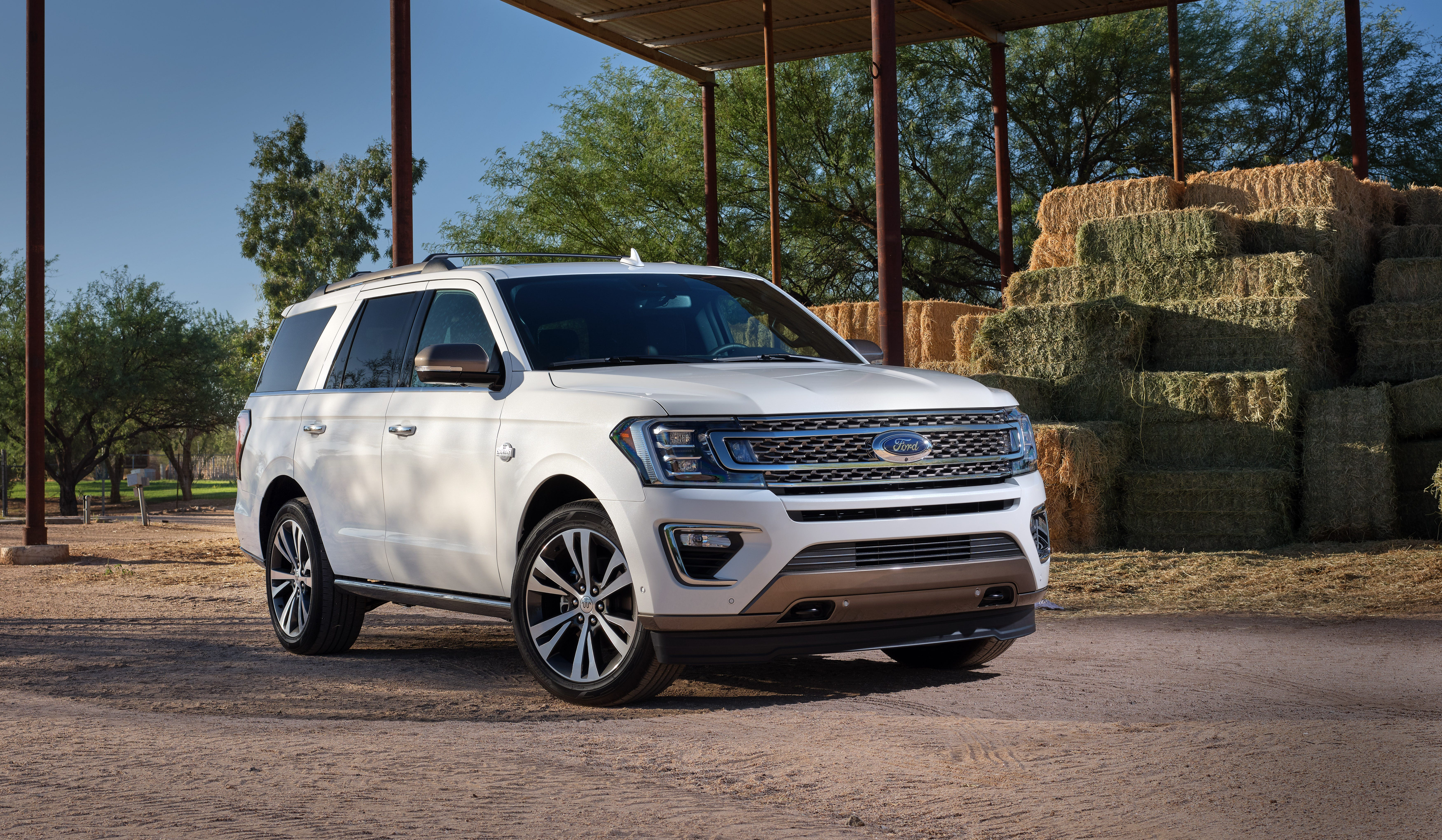 Ford Expedition King Ranch Luxury Suv Is Revived As 2020 Model