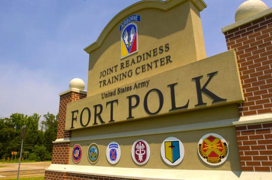 One crew member died and three were injured in a helicopter training accident at Fort Polk Thursday morning.