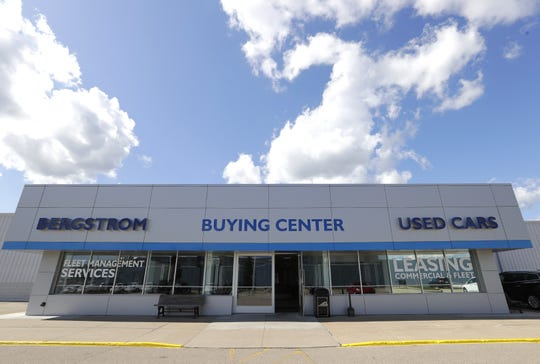 Bergstrom Used Cars >> The Buzz Bergstrom Dealerships Evolve Because Of Online Sales