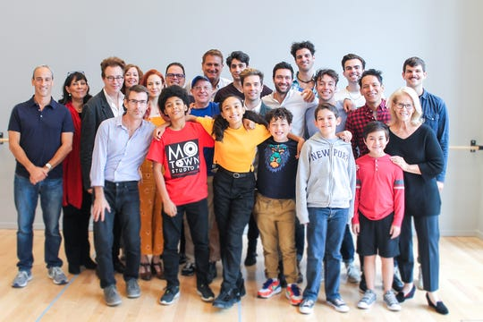 "The cast and artistic team of ""Last Days of Summer"" at George Street Playhouse, running from Oct. 15 to Nov. 10, 2019."