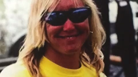 Missing mother and firefighter Brandy Hall