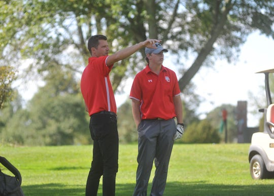 BC coach Zac Kaple and the Bucks are in the district tournament for the first time in more than 20 years.