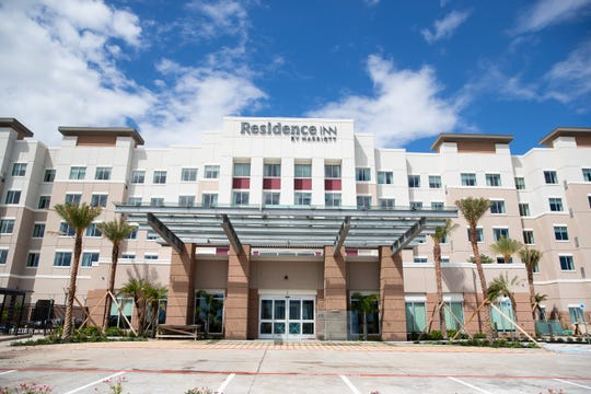 Residence Inn Corpus Christi Downtown at 301 S. Shoreline Blvd.