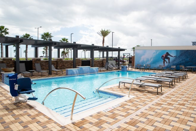 Residence Inn Corpus Christi Downtown at 301 S. Shoreline Blvd. construction was completed in 2019. The extended- stay hotel, which had a development cost of $15 million, is five stories and has 110 rooms.