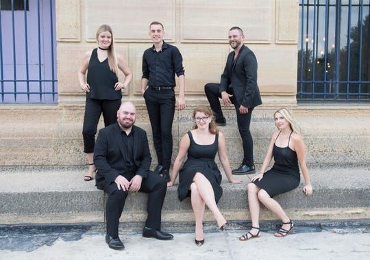 Variant Six's concert will feature music from the Baroque era, featuring harpsichord and cello accompaniment, as well as contemporary music using voices only.
