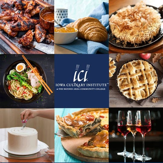 Iowa Culinary Institute is offering a full line of classes this fall so you can step up your kitchen game.