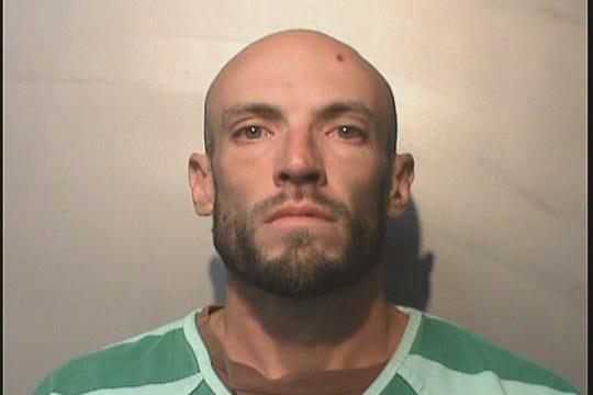 Kevin Paul Dyer, 37, shown in his Polk County Jail mugshot in September 2019.