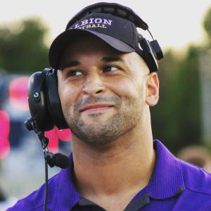 Ameer Ismail has been named the next head coach of the Iowa Barnstormers.