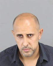 Ibrahim Aljahim, 37, is charged with two counts of criminal sexual conduct involving 18-year-old male student at a school in Hamtramck.