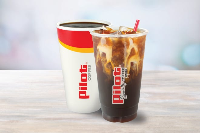 Pilot Flying J has free coffee for National Coffee Day.