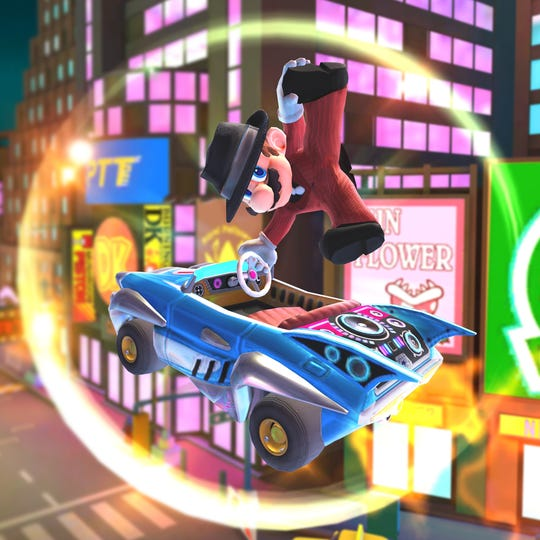 In Mario Kart Tour, players will use intuitive touch controls to boost, drift and speed their way to victory over a series of colorful courses, with some inspired by locations in the real world