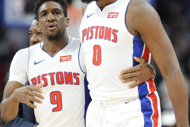 All 82 of the Detroit Pistons regular-season games will be televised this season on either Fox Sports Detroit or Fox Sports Detroit-Plus, the team announced Thursday.