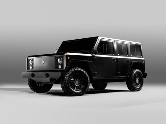 The Bollinger vehicles will have a minimum  EPA range of 200 miles.