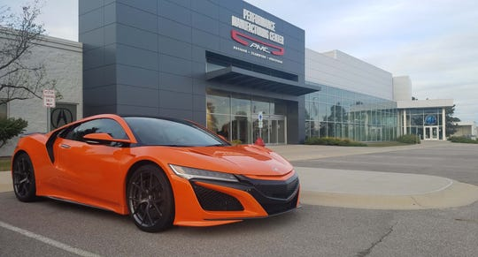 In addition to the Honda Marysville Plant, Honda has a number of assembly plants across Ohio including  the Honda Performance Center in Marysville that produces Acura's $160k supercar, the NSX.