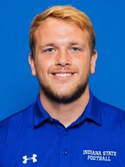 Mater Dei grad Kurtis Wilderman has stepped into the starting quarterback role for Indiana State.
